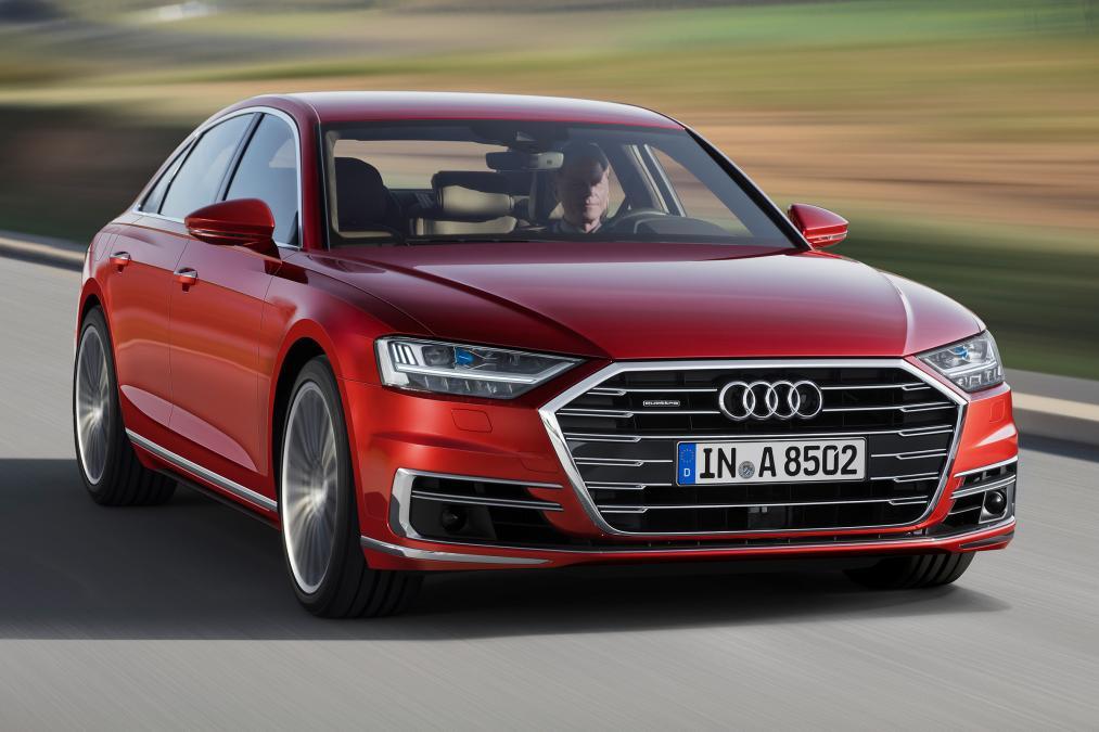 El próximo Audi S8 utilizará la potencia híbrida enchufable de Porsche